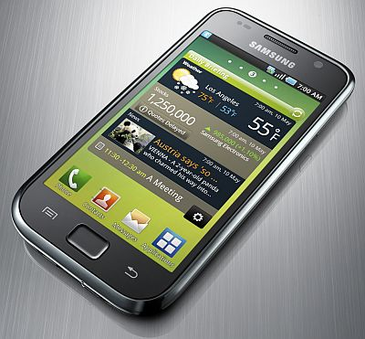 samsung i9000 galaxy s androidized. Black Bedroom Furniture Sets. Home Design Ideas