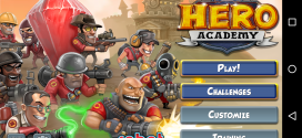 Hero Academy: Modern Times Chess on Android