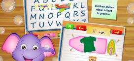 Comprehensive Alphabet Game Adds Fun To Learning