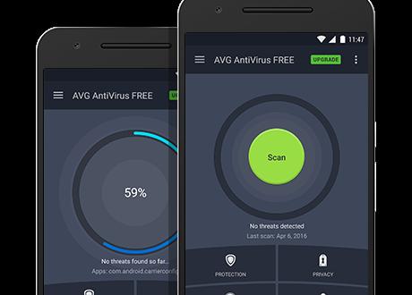 avg antivirus free for android 2017