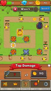 Screenshot 2017 09 08 14 34 09 169x300 - Idle TD: Unique concept Tower Defense game