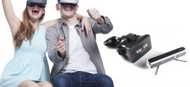 Full Body Tracking System for VR headsets